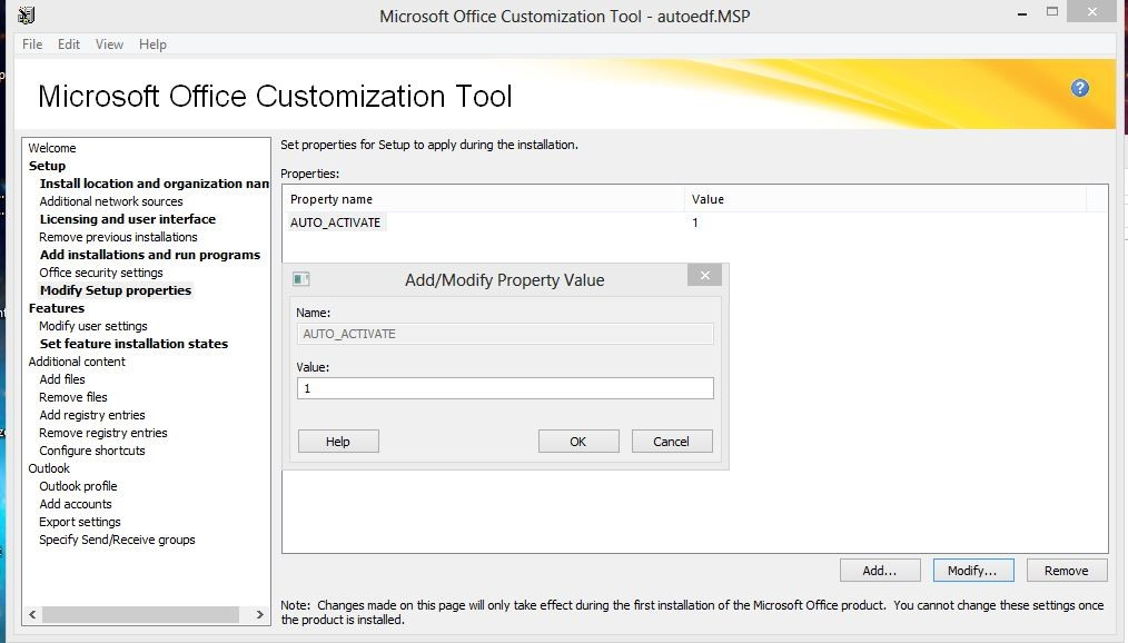 Use windows intune microsoft office customization tool to deploy office 2010 2013 agile it - Office customization tool ...