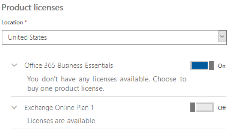 Creating an Office 365 Mailbox in a Hybrid Configuration