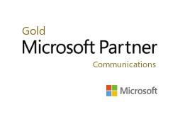Gold Microsoft Partner Communications