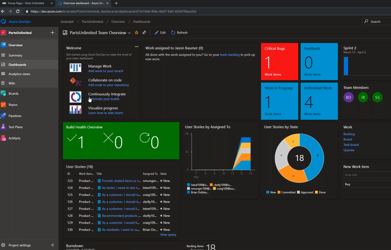 Azure Devops Demo