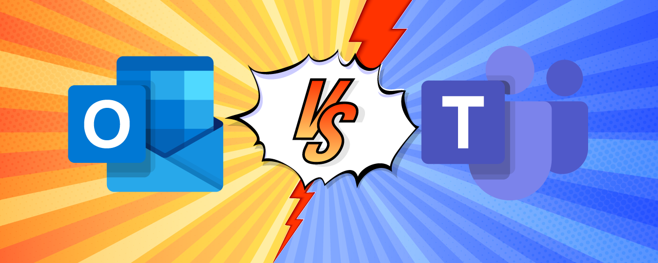 email vs teams